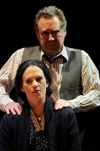 Chris Kendall as Stipan and Karen LaMoureaux as Josephina