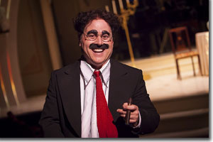 Jim Ferris as Captain Jeffrey T. Spaulding (Groucho)