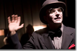 Josh Hartwell as Arturo Ui