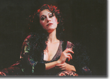 Photo of Alicia Dunfee as Sally Bowles