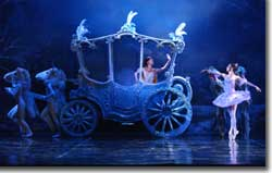 Photo of Cinderella's magic coach