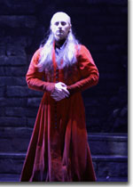 Photo of Igor Vassin as Dracula