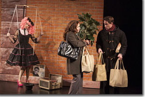(Left to right) Grace Rex as Ruby/Marionette, Annie Purcell as Selene, and JD Taylor as Ed