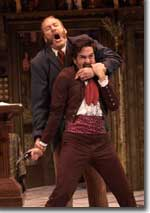 Photo of Bill Christ as Feraillon and Sam Gregory as Carlos