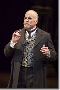 Sam Gregory as Polonius