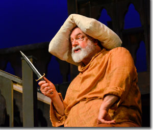 Michael Winters as Falstaff