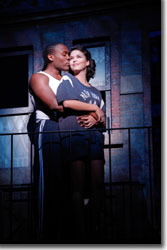 Rogelio Douglas, Jr. as Benny and Arielle Jacobs as Nina