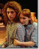 Photo of Jennifer Ann Forsyth as Jo and Terry Ann Waits as Evelyn