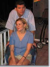 Photo of Dale Tagtmeyer as Sam and Shelly Bordas as Sally