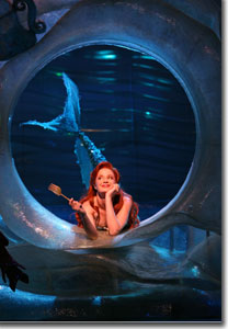 Sierra Boggess as Ariel, The Little Mermaid