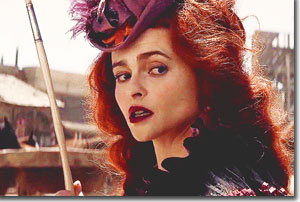 Helena Bonham Carter as Red