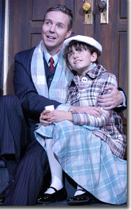 Jody Madaras as Fred Daily and Regan Fenske as Susan Walker
