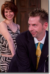 Laura Jo Trexler as Sylvie and Christian Mast as Alistair