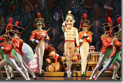The Nutcracker Prince and his troops