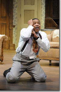 Russell Hornsby as Walter Lee Younger