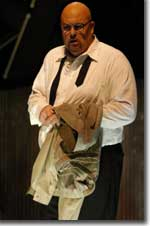 Photo of Christopher Robertson as Rigoletto