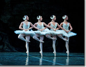 Artists of Swan Lake