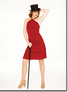 Molly Ringwald as Sweet Charity