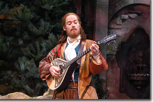 why is feste significant to twelfth night