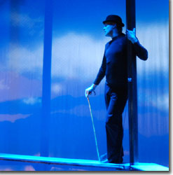 Brian Landis Folkins as Philippe Petit