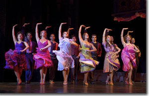 Ensemble, national tour of West Side Story