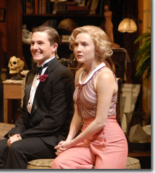 Nisi Sturgis as Alice and Patrick Jones as Tony Kirby