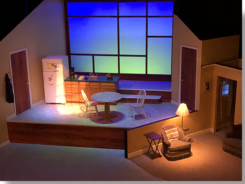 Lighting and Scenic Design by Chares Dean Packard